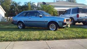 Toyota Corolla 1982 Hatchback Toyotanation85 1982 Toyota Corolla S Photo Gallery At