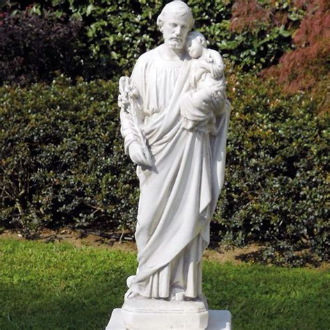 statue giardino statua da giardino di san giuseppe soggetti sacri