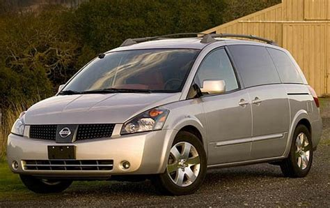 nissan minivan 2006 nissan quest information and photos zombiedrive
