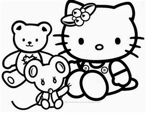 hello kitty coloring pages 4u hello kitty coloring pages print get coloring pages