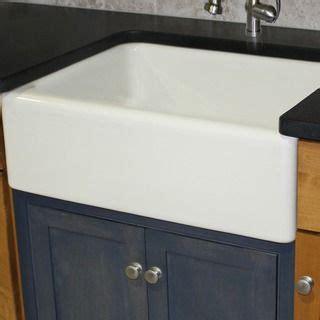 30 inch apron sink white white fireclay 30 inch farmhouse kitchen sink by