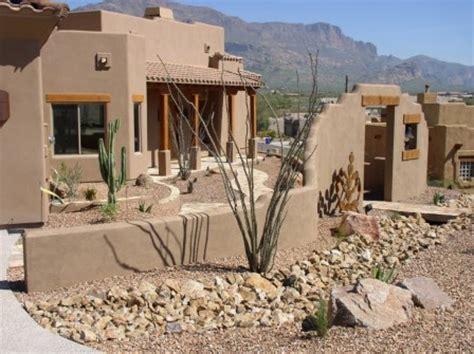 Landscape Rock Tempe Desert Landscaping With Rock Az Landscape Creations