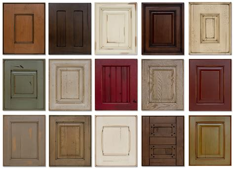 Wood Kitchen Cabinet Doors Kitchen Cabinet Door Colors Kitchen And Decor