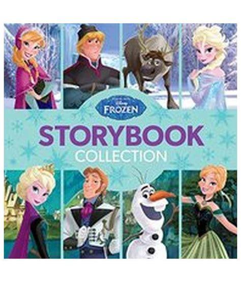 Disney Frozen The Storybook disney frozen storybook collection hardback buy