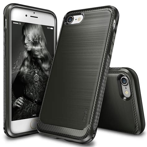 Ringke Rearth Onyx Iphone 7 Black rearth ringke onyx เคส iphone 7 เคส iphone 7 plus