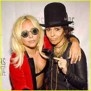 linda perry on the view linda perry photos news and videos just jared