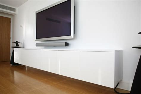 wall mounted av cabinet floating av cabinet with wall mounted tv our projects