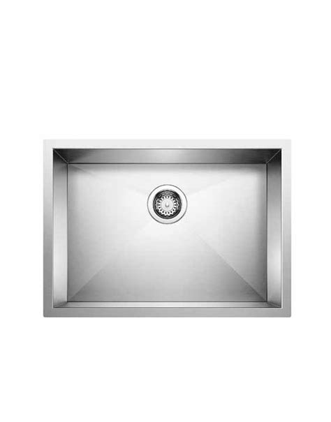 Blanco Precision U Large Stainless Steel Sink Royal Bath Kitchen Blanco Kitchen Sink Templates
