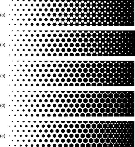 dot pattern grasshopper colors materials finishing cmf pinterest patterns