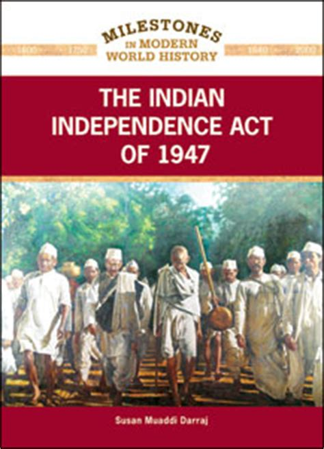indian independence 1947 opinions on indian independence act 1947