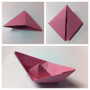 Paper Craft Boat - paper boat craft for preschoolers image collections