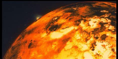 jupiters moon io   volcano ridden hellscape