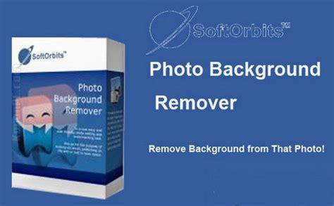 softorbits photo background remover  portable karan pc