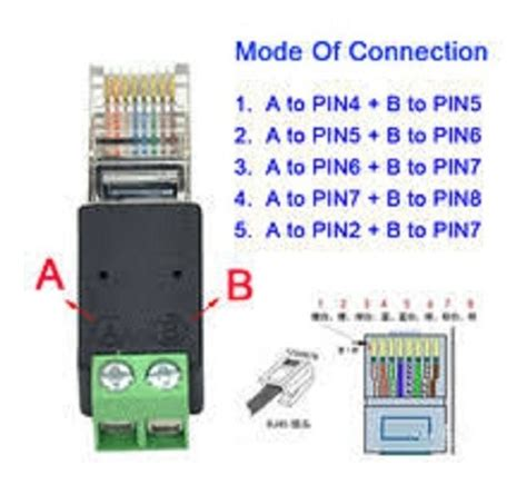 conector adaptador rj  rs   em mercado livre