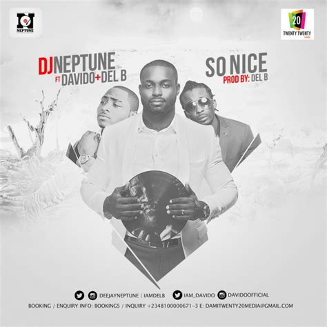 download mp3 dj neptune ft davido download mp3 dj neptune ft davido del b so nice