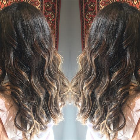 haircuts in downtown toronto balayage hair photo gallery