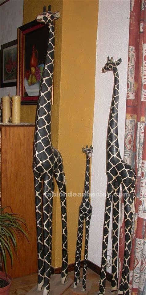 imagenes de jirafas en madera country tabl 211 n de anuncios com jirafas decorativas de madera
