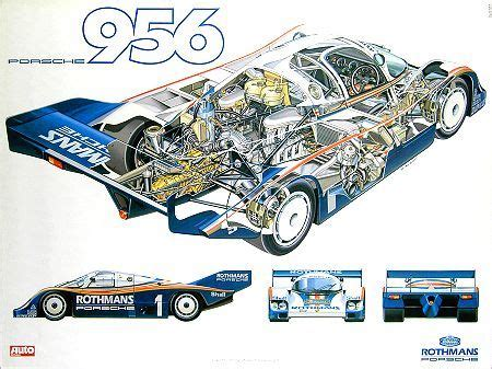Porsche 956 Sketches Of Performance by 237 Best Images About Porsche 956 962 On