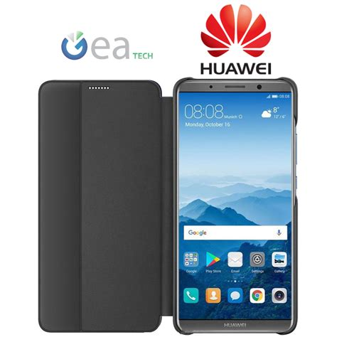 Pro 12 9 Flip Cover Smart Original 100 custodia originale huawei per mate 10 pro smart view cover