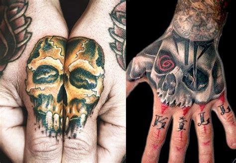 imagenes de calaveras tattoo tatuajes de calaveras y craneos dise 241 os y significados