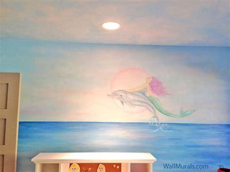 ocean wall murals beach themed murals undersea animals