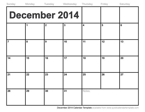 December Calendar Templates pin december 2014 calendar portal on