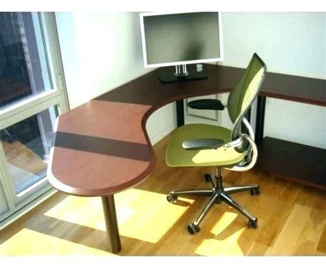 rounded desk rounded corner desk peninsula