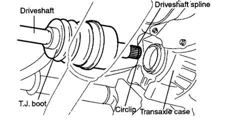 layout cv exle service manual 2001 hyundai santa fe front axle removal