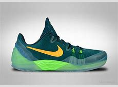 NIKE ZOOM KOBE VENOMENON 5 EMERALD GREEN SONIC YELLOW ... Kd 6 Green And Blue
