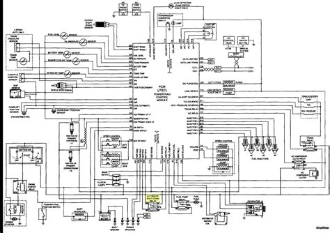 radio wiring diagram for 2000 jeep cherokee wiring