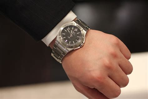 TimeZone : Public Forum » An afternoon with the new IWC Ingenieur Collection