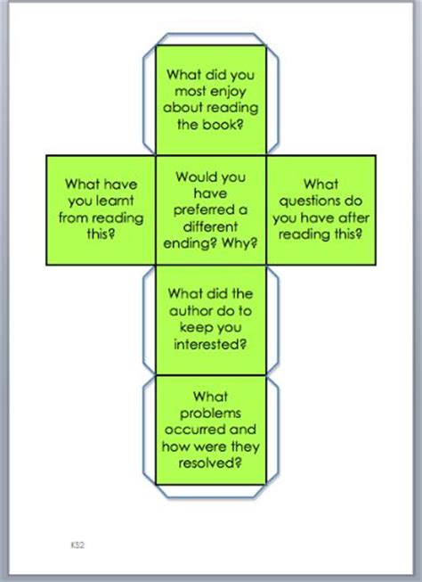 new year ks2 literacy guided reading comprehension questions ks2 writing