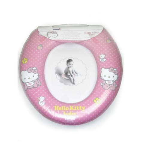 Hello Potty Chair - hello baby padded toilet seat soft potty