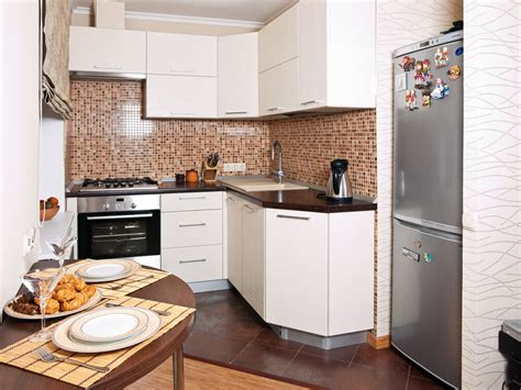 Apartment Kitchen Cabinets by 43 Small Kitchen Design Ideas Some Are Incredibly Tiny