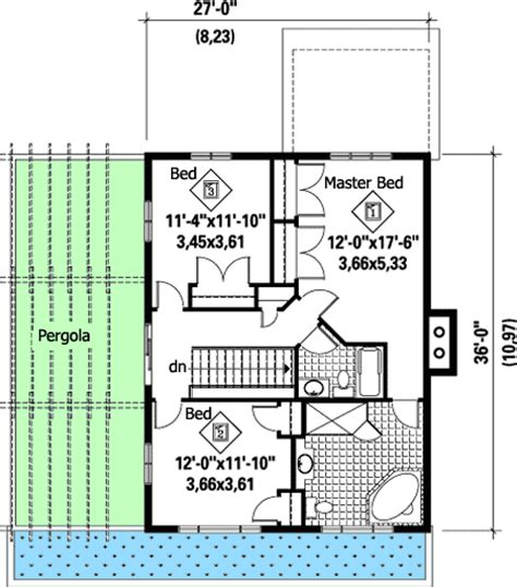 pergola plans pdf home design www almosthomedogdaycare plan 80692pm second story pergola 2nd floor house