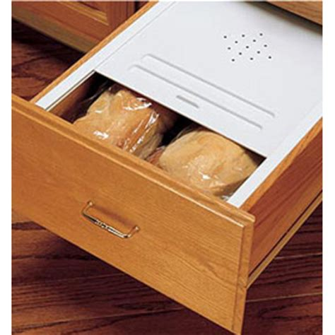 Bread Drawer Liner by Rev A Shelf Hafele Knape Vogt Omega National Products