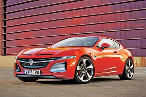 Opel Tigra 2020 by New Vauxhall Calibra Successor Gt Release In 2017