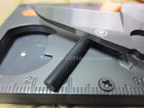 gerber credit card knife card tool gerber