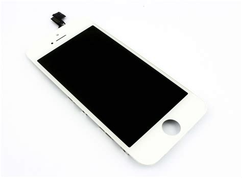 Lcd Iphone 5s Gold lcd display for iphone 5s white gold glass touchscreen retina nip ebay