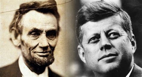 lincoln kennedy coincidences 25 of the most astonishing coincidences in history