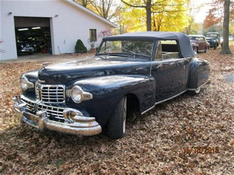 Coker Vt 25 blue lincoln continental for sale 94 used cars from 1 200