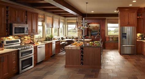 Country Kitchen Cabinets by Culinary Inspiration Kitchen Design Galleries Kitchenaid