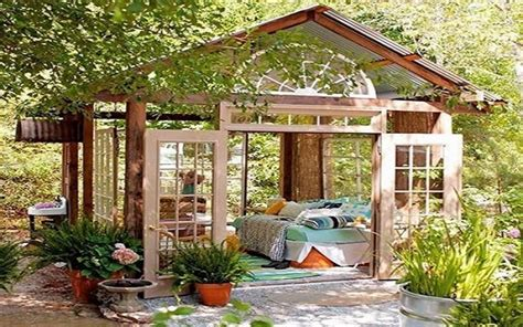 what is a she shed these she sheds are a perfectly serene escape