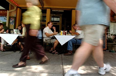 oviedo puts hopes on sidewalk dining orlando sentinel