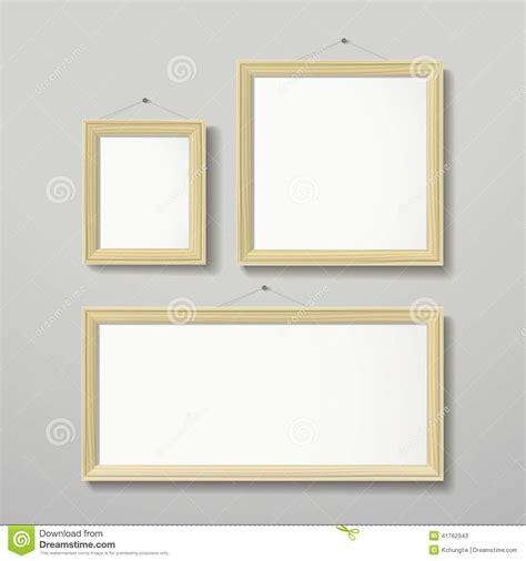 photo frame design vector 3d frame design vector for image or text stock vector