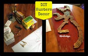 minettesmaze diy hunters decor camouflage hunting theme party fun happy and blessed home
