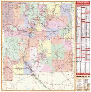 new mexico wall maps national geographic maps map quest