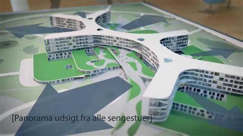hospital design proposal c f m 248 ller nyt hospital nordsj 230 lland i hiller 248 d youtube