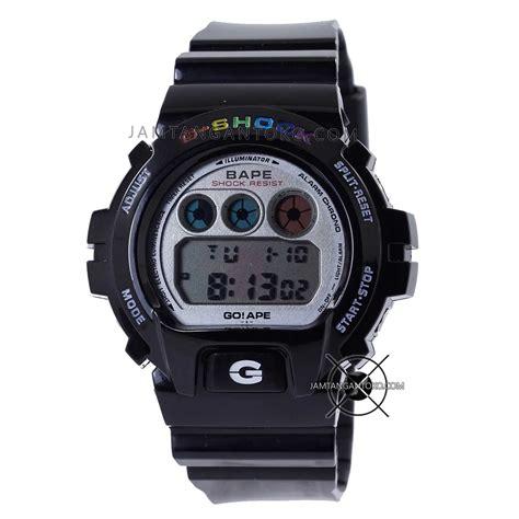 gambar jam tangan g shock ori bm dw 6900 bape limited