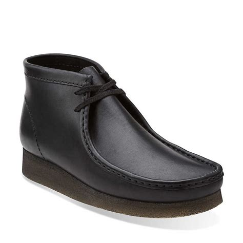 wallabee boots clarks originals s wallabee boot premium leather